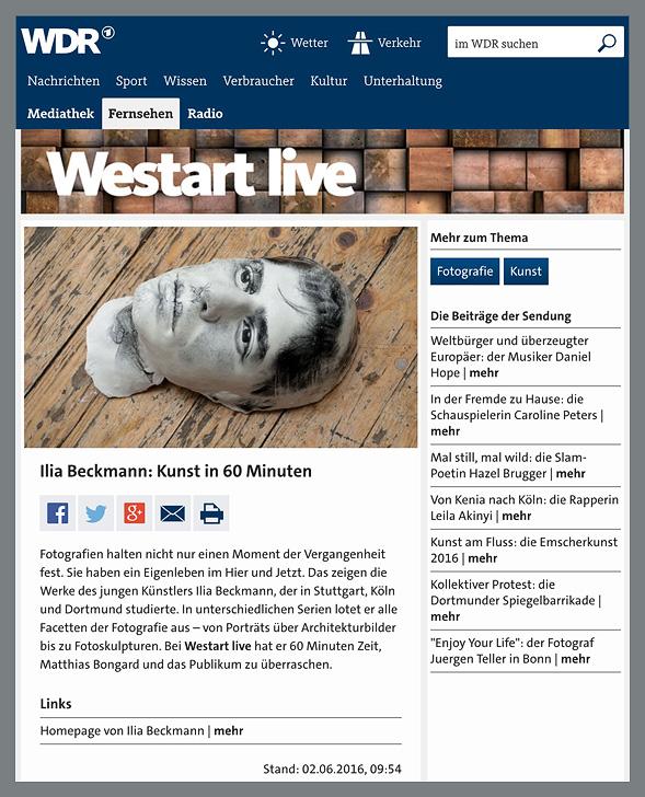 WestART-IliaBeckmann