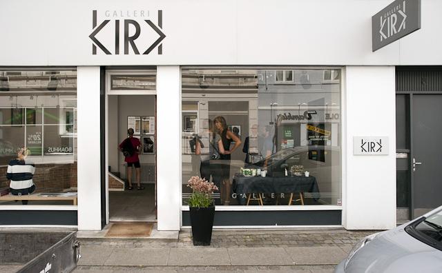 Galleri Kirk, Aalborg Denmark 2014